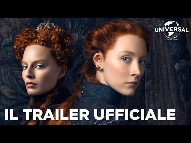 Anteprima Immagine Trailer Maria Regina di Scozia, trailer ufficiale italiano