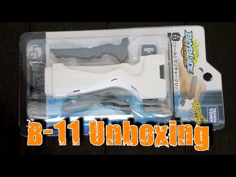Video Beyblade Burst ベイブレードバースト B-11 Launcher Grip Unboxing and Review! download in MP3, 3GP, MP4, WEBM, AVI, FLV January 2017