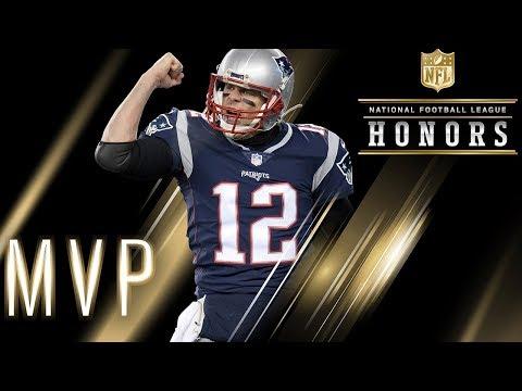 Video: Kevin Hart Presents the MVP Award! | 2018 NFL Honors