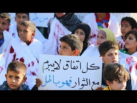 Συρία: Εμπόδια στην παράδοση ανθρωπιστικής βοήθειας στο Χαλέπι