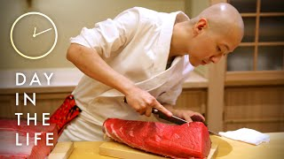Video A Day In The Life Of A Sushi Master • Tasty MP3, 3GP, MP4, WEBM, AVI, FLV Februari 2019