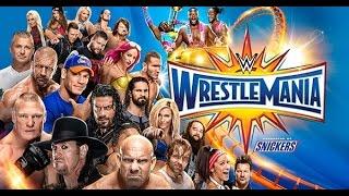 Nonton Wwe Wrestlemania 33 Kickoff  April 2  2017 Replay Film Subtitle Indonesia Streaming Movie Download