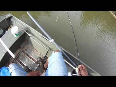 How to Rig Your Black Warrior Lures Channel Catfish Float
