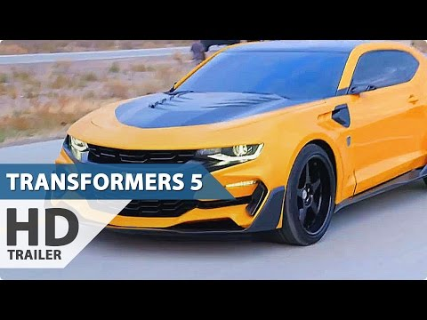 TRANSFORMERS 5: THE LAST KNIGHT Production Teaser Trailer (2017)