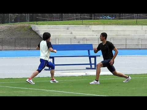 より動きに近いトレーニングを行おう!【ケンブリッジ飛鳥選手のフライングスプリット】