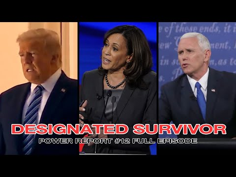 REPLAY: Vice Presidential Debate - Designated Survivor (Power Report #12)