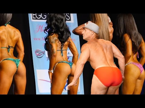 NPC San Jose Women's Bikini Contest, Scooby wins!