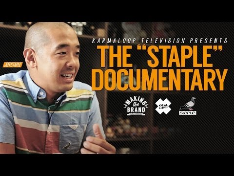 KarmaloopTV   Making the Brand: Staple | Video