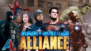 Video Avengers v Justice League: ALLIANCE - Epic Fan Film Supercut MP3, 3GP, MP4, WEBM, AVI, FLV Agustus 2018