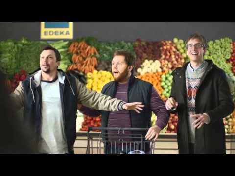 Scooter reklám - Edeka