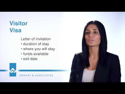Visitor Visa Canada TRV Video