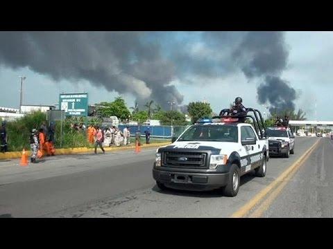 Μεξικό: Αυξάνεται ο απολογισμός της έκρηξης στην PEMEX