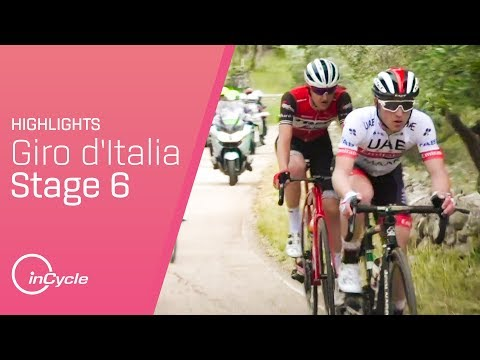 Giro d'Italia 2019 | Stage 6 Highlights | inCycle