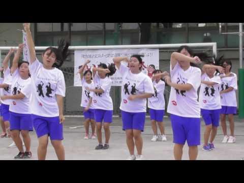 板橋第一中学校ダンスクラブ☆いたばし舞祭2016