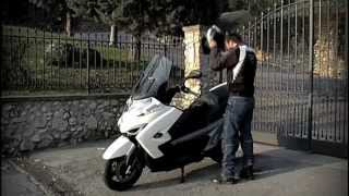 7. Kymco MyRoad 700i Scooter