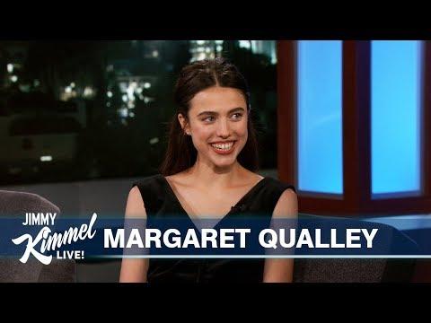 Margaret Qualley on Brad Pitt & Hairy Armpits