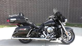 8. 705089   2015 Harley Davidson Ultra Limited Low   FLHTKL