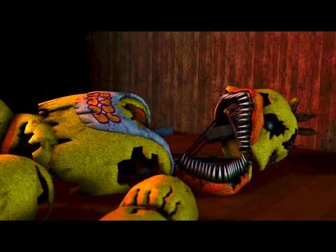 FNAF SFM SISTER LOCATION VS FIVE NIGHTS AT FREDDY'S!
