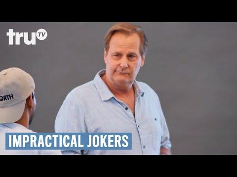 Impractical Jokers - Who Did the Fart? ft. Jeff Daniels | truTV