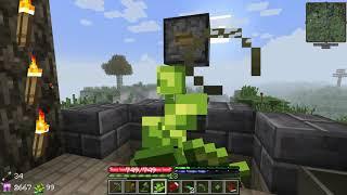 Minecraft - TerraFirmaPunk #11: Kitchen Construction