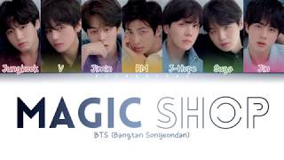 Download Video BTS (방탄소년단) - Magic Shop (Color Coded Lyrics/Han/Rom/Eng) MP3 3GP MP4