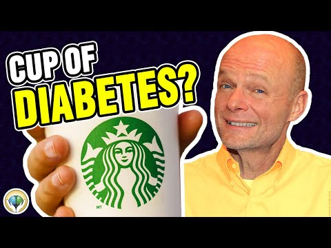 Starbucks Holiday Drinks - Diabetes In A Cup? Real Doctor Reviews The Damage To Your Vital Organs ☕