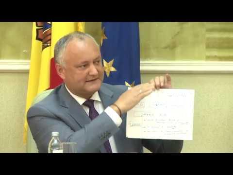 Conducerea de vîrf a Moldovei a prezentat conceptul reformei justiției