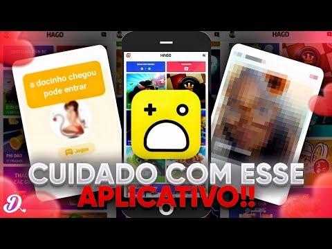 HAGO GAMES: O Aplicativo mais PERIGOSO da PlayStore! (Investigação Hago - Detetive Youtuber)