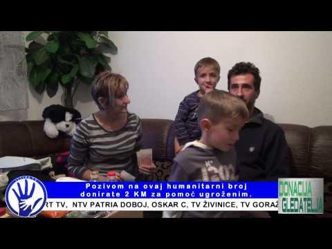 IstinaTV donacija porodici Fatić od Salko Šabanović (видео)