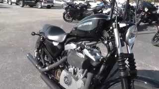 5. 425566 - 2011 Harley Davidson Sportster 1200 Nightster XL1200N - Used Motorcycle For Sale