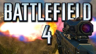 Battlefield 4 Final Stand Funny Moments - Suicide Doors, Epic Pod Launch, Snow Mobile C4!