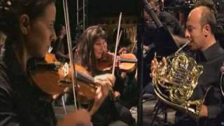 Jeff Mills & Montpelier Philharmonic Orchestra - Koncert
