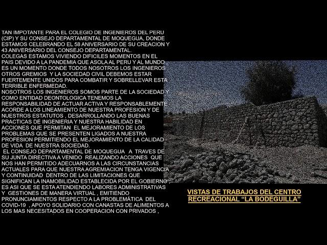 Himno CIP CD Moquegua