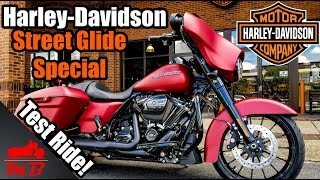 3. 2019 Harley-Davidson Street Glide Special Test Ride and Review