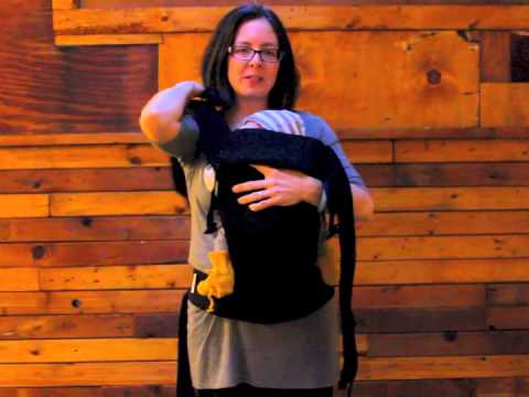 How to Carry a Newborn Baby in a Beco Gemini Soft-Structured Carrier