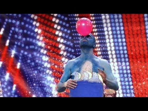 Blair Christie - Britain\'s Got Talent 2011 Audition - itv.com/talent
