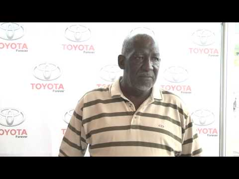 Mohammed Issa- Toyota Classic Draw