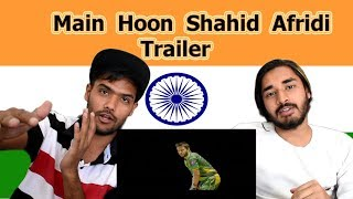 Nonton Indian Reaction On Main Hoon Shahid Afridi Trailer   Swaggy D Film Subtitle Indonesia Streaming Movie Download