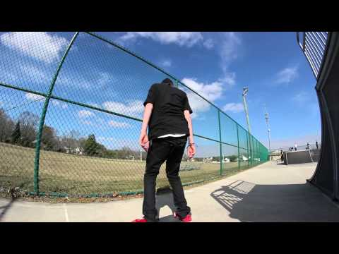 Tom McGivney at Galloway Skatepark