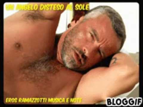 , title : 'EROS RAMAZZOTTI UN ANGELO DISTESO AL SOLE'