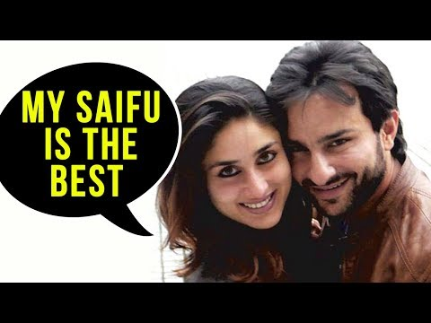 Why Saif Ali Khan Is The Best Husband For Kareena