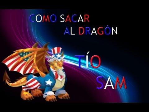 Como sacar al dragón Tío Sam