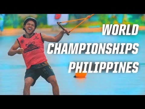 PHILIPPINES WAKEBOARD WORLD CHAMPIONSHIP
