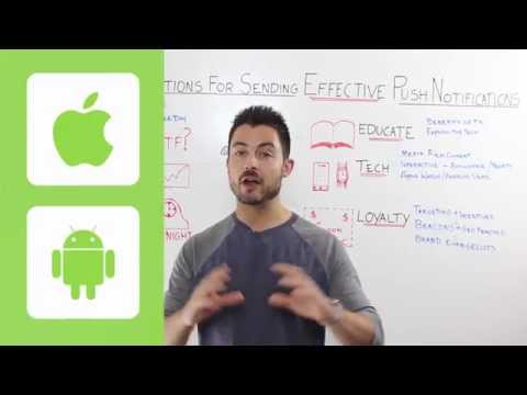 Push Notifications: A Mobile Marketing Guide to Sending Better Push   Pulsate Academy