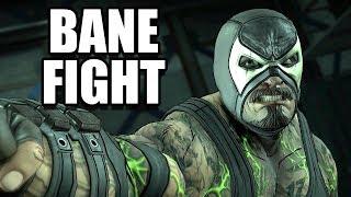 Video Telltale BATMAN The Enemy Within - Meeting Bane / Bane Fight Scene MP3, 3GP, MP4, WEBM, AVI, FLV Oktober 2018