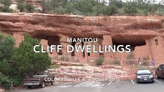 Manitou Springs (CO) United States  city photo : Manitou Cliff Dwellings, Manitou Springs, Colorado, U.S.A.