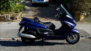 9. Yamaha YP400 Majesty 400cc scooter review