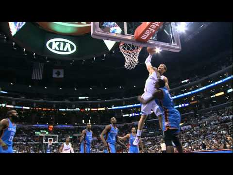 Best dunk ever Blake Griffin