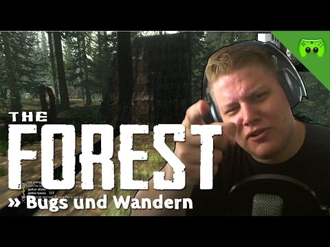 THE FOREST # 16 - Bugs und Wandern «» Let's Play The Forest | HD