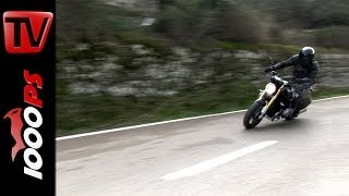 4. BMW R nineT Test | Video Action, Onboard, Details